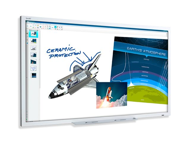 Check out the SMART Board 4000 Series
