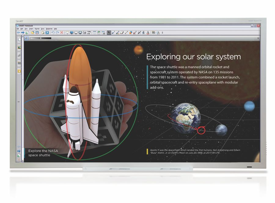 Check out the SMART Board 6000 Series